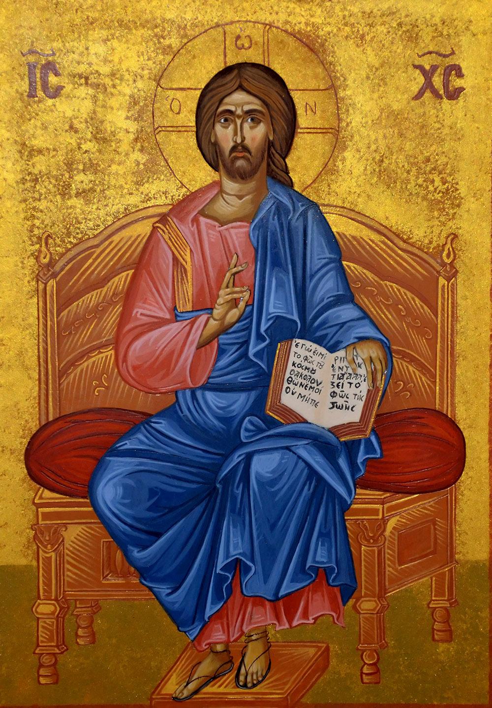 christos-enthronos